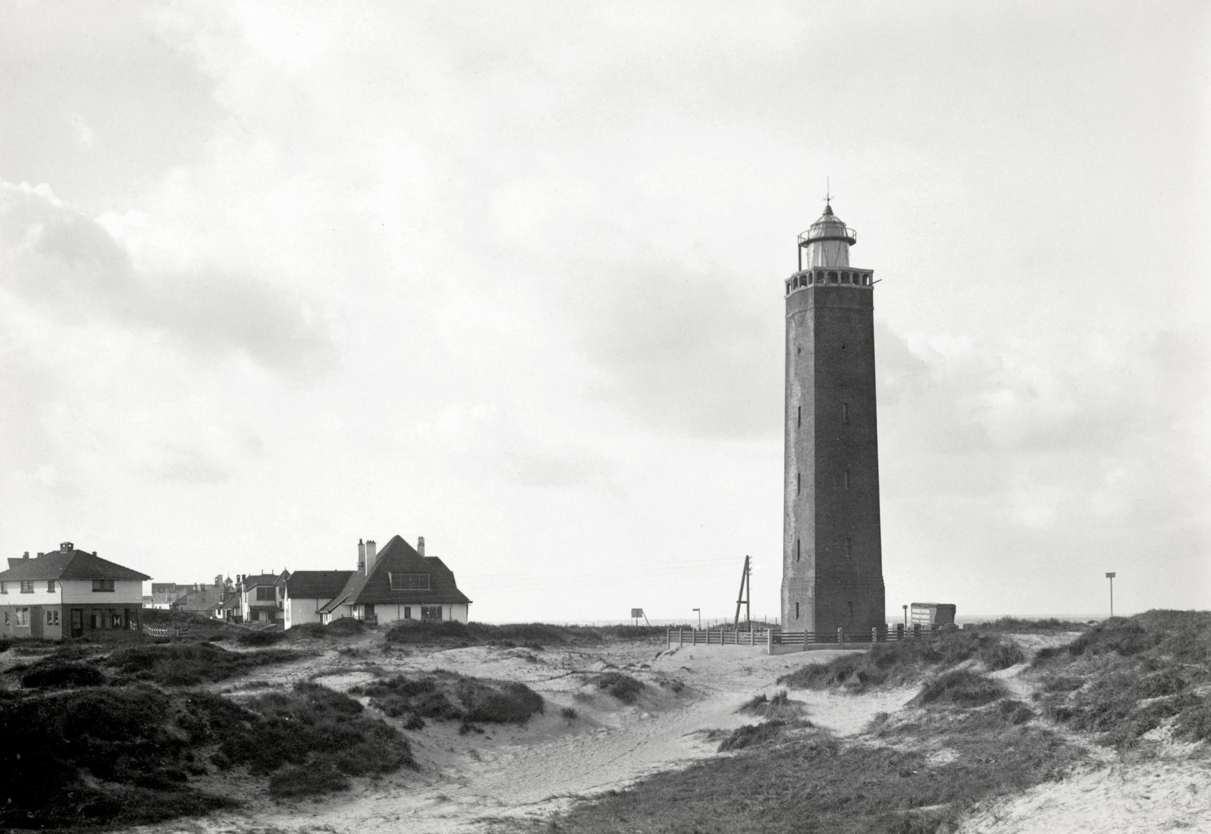 Noordwijk aan Zee in 1923