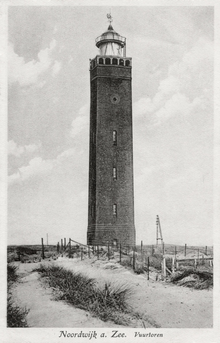 Noordwijk aan Zee  in 1930