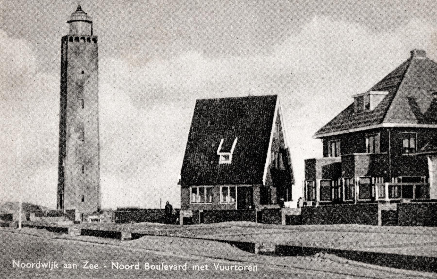 Noordwijk aan Zee in 1948