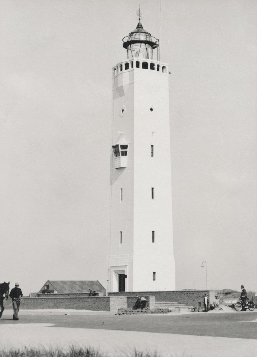 Noordwijk aan Zee in 1958