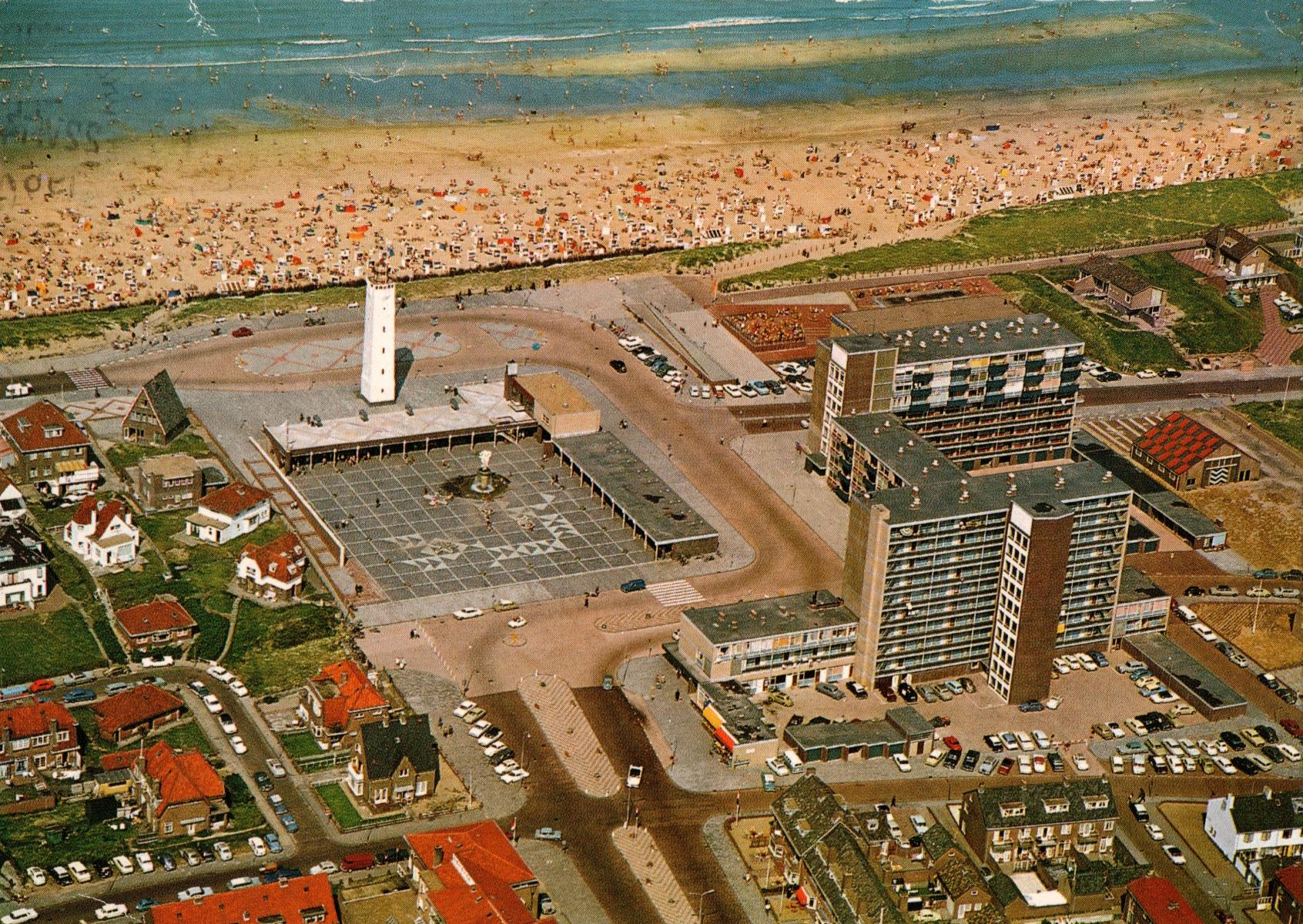 Noordwijk an Zee in 1966