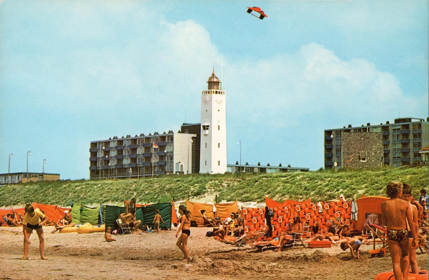 Noordwijk aan Zee in 1975