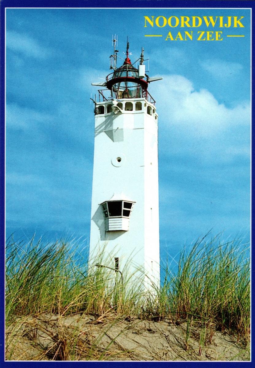 Noordwijk aan Zee in 2010 ansichtkaart