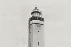 Noordwijk aan Zee 1935 ansichtkaart