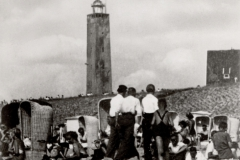 Noordwijk aan Zee in 1946