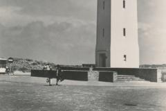 Noordwijk aan Zee in 1952 ansichtkaart