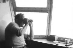 Jan Lindhout Vuurtorenwachter van 1952-1986