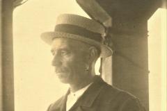 Vuurtorenwachter Jacob Schol 1923