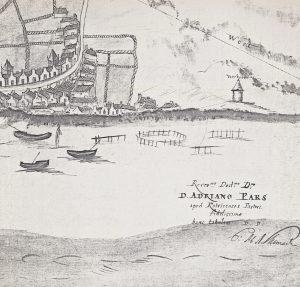 Noordwijk aan Zee 1560 C. van Alkemade