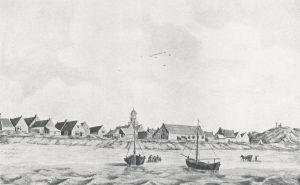 Noordwijk aan Zee 1823 C. Stegerhoek