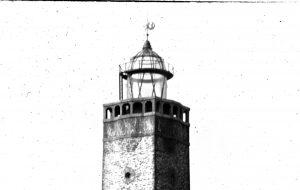 Noordwijk begin 1900 glasnegatief regionaal archief Leiden